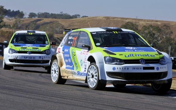 2012 Toyota Dealer Rally Gauteng: BP Volkswagen team