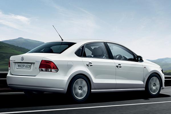 2013 Volkswagen Vento (India)