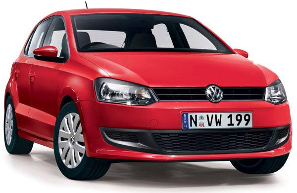 2012 Volkswagen Polo (Australia)