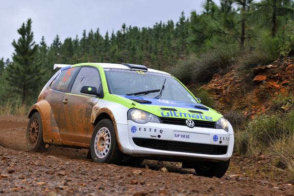2012 Volkswagen Rally: Zulu/Peskin