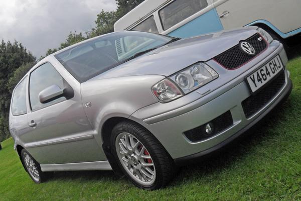 2001 Volkswagen Polo GTI