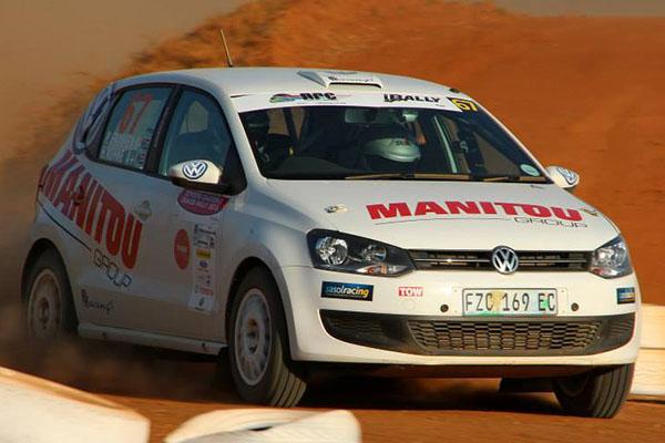 2013 Toyota Gauteng Dealer Rally: Franken/Kohne