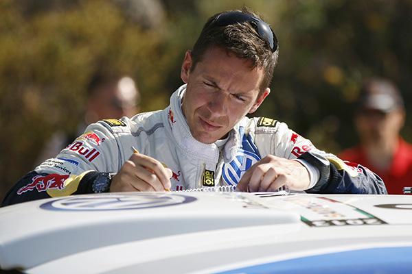 2013 Volkswagen Polo R WRC: Julien Ingrassia