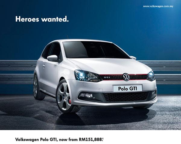 2013 Volkswagen Polo GTI (Malaysia)