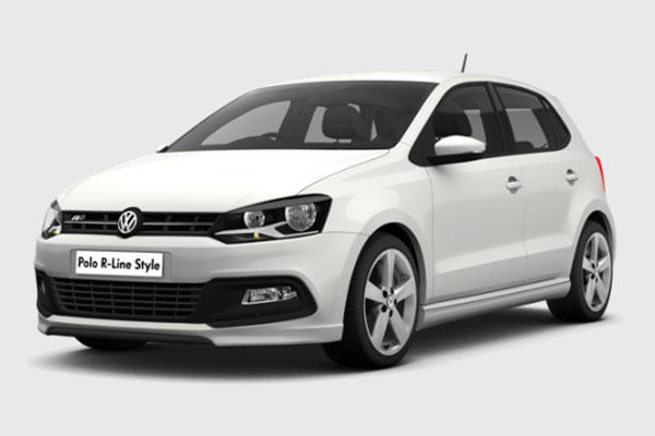 2013 Volkswagen Polo R-Line Style (UK)