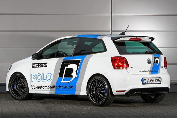 2013 Volkswagen Polo R WRC Street by B&B
