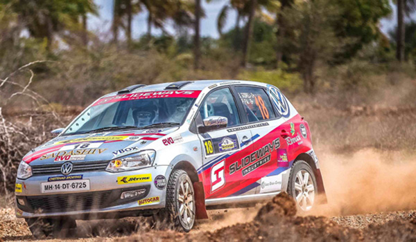 Polo R2 Evaluated By Volkswagen Motorsport India Ahead Of Rally