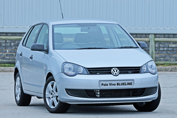 2013 Volkswagen Polo Vivo BlueLine