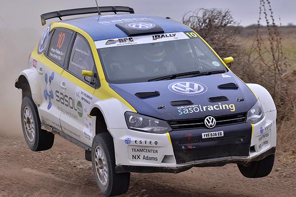 2013 Polowane Rally: Fekken/Arries