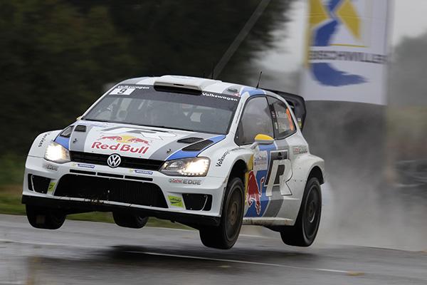 2013 Volkswagen Polo R WRC: Rally France, Mikkelsen/Nagle