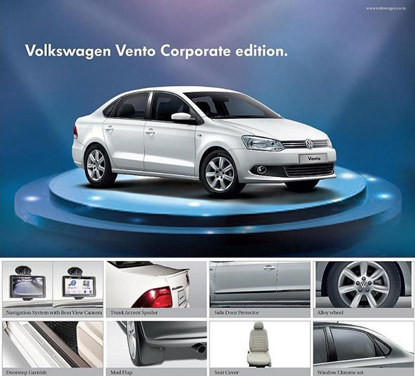 2013 Volkswagen Vento Corporate Edition
