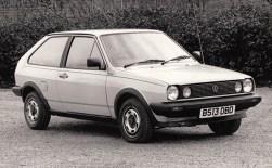 1984 Volkswagen Polo Coupé (UK)
