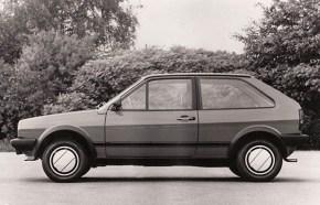 1985 Volkswagen Polo Coupé (UK)