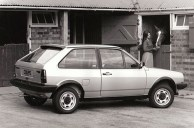 1983 Volkswagen Polo Coupé (UK)