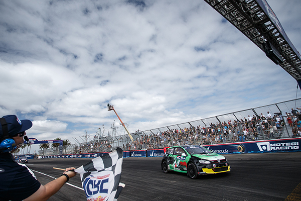 2014 Red Bull Global Rallycross Championship, Los Angeles: Speed
