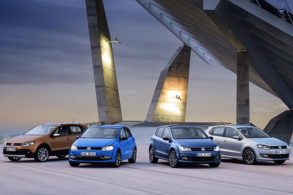 2014 Volkswagen Polo range (6RF)
