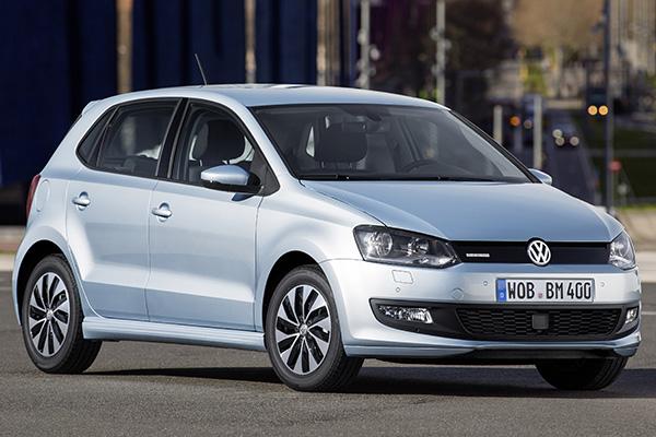 2014 Volkswagen Polo BlueMotion (6RF)
