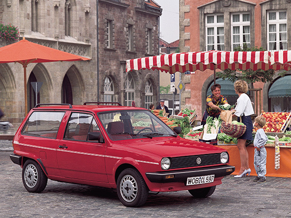 30 years of the Volkswagen Polo Fox | PoloDriver