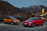 2014 Volkswagen Polo and CrossPolo