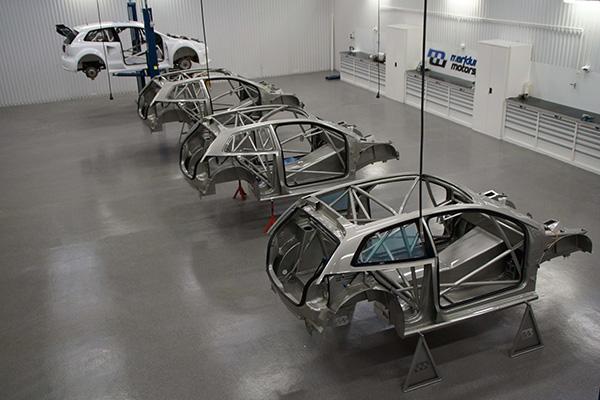 Volkswagen Motorsport signs rallycross partnership deal with Marklund Motorsport