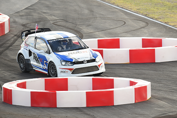 2014 Volkswagen Polo RX: Race of Champions