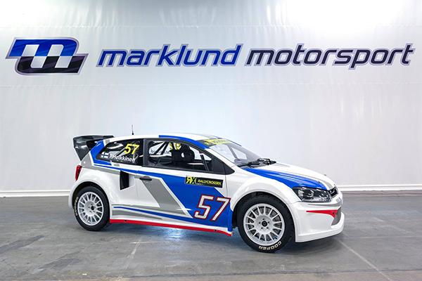 2014 World Rallycross Championship: Marlund Motorsport, Heikkinen