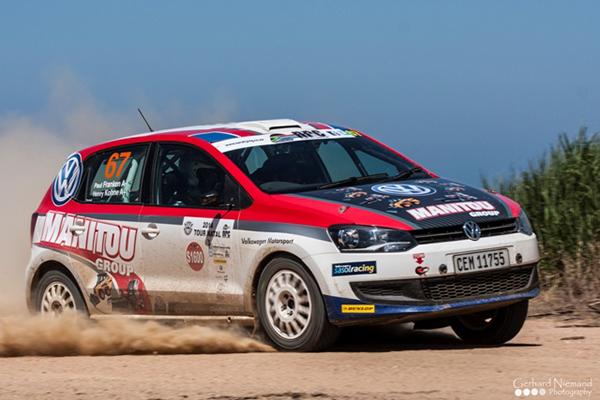 2014 Tour Natal: Manitou Group Volkswagen Polo R2