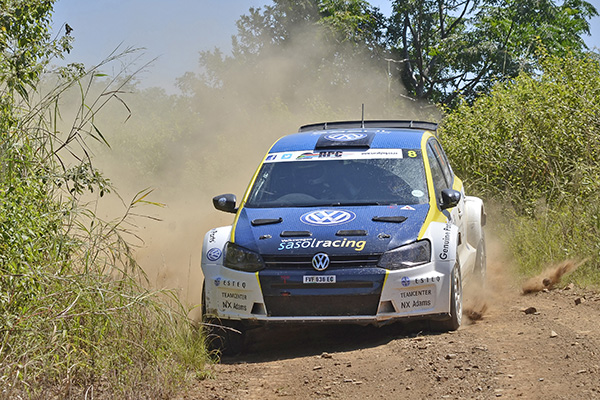 2014 Tour Natal Rally: Zulu/Peskin