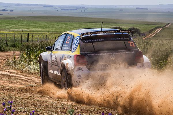 2014 Volkswagen Polo S2000, Toyota Dealer Cape Rally: Weijs Jnr/Degandt