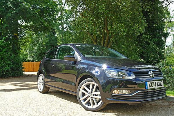 2014 Volkswagen Polo SEL TSI (UK)