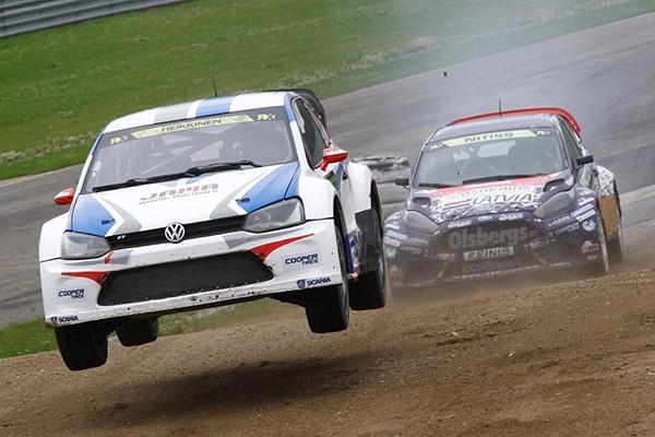 2014 Volkswagen Polo RX, World RX of Belgium: Heikinnen