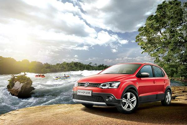 2015 Volkswagen Cross Polo (India)