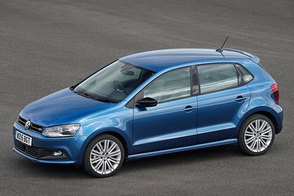2015 Volkswagen Polo BlueGT (UK)