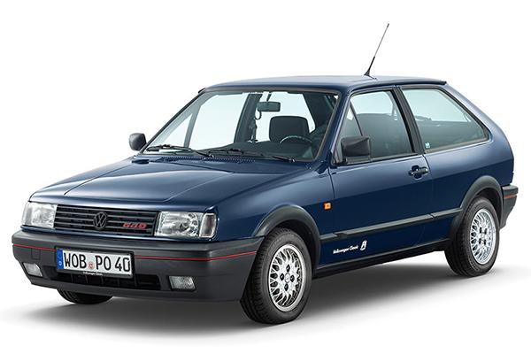 Techno Classica 2015: 1992 Volkswagen Polo G40