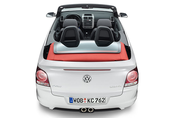 Techno Classica 2015: 2007 Volkswagen Polo GTI Cabriolet Concept
