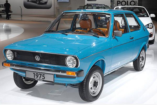 Techno Classica 2015: 1975 Volkswagen Polo
