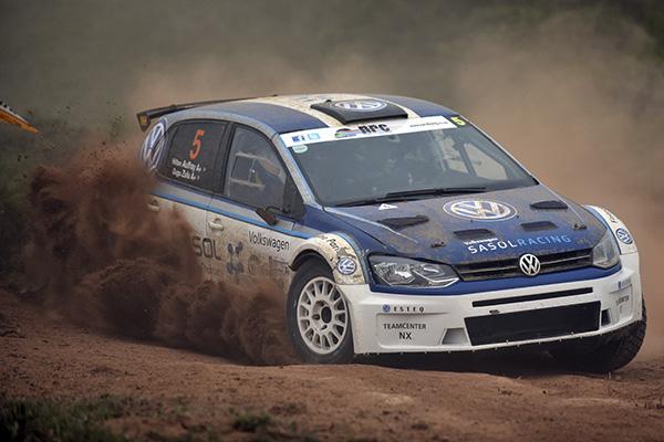 2015 Volkswagen Polo S2000, Volkswagen Rally: Zulu/Auffray