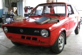 Limited edition with punch: 1978 Polo RX