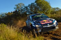 2016 Volkswagen Polo R WRC, Rally Argentina: Ogier/Ingrassia