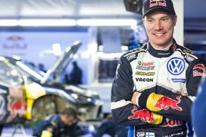 2016 Volkswagen Polo R WRC, Rally Australia: Latvala