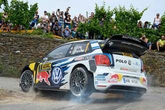 2016 Volkswagen Polo R WRC, Rally Germany: Ogier/Ingrassia