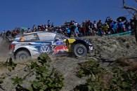 2016 Volkswagen Polo R WRC, Rally Mexico: Latvala/Anttila