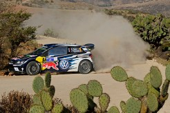 2016 Volkswagen Polo R WRC, Rally Mexico: Ogier/Ingrassia