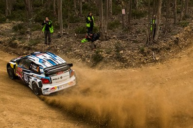 2016 Volkswagen Polo R WRC, Rally Portugal: Ogier/Ingrassia