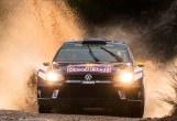 2016 Volkswagen Polo R WRC, Rally Spain: Mikkelsen/Jæger