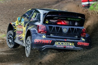 2016 Volkswagen Polo RX, World RX of Germany: Foust