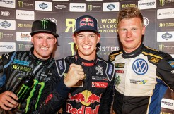 2016 Volkswagen Polo RX, World RX of Canada: Kristoffersson