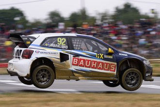 2016 Volkswagen Polo RX, World RX of France: Marklund