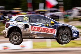 2016 Volkswagen Polo RX, World RX of Sweden: Marklund