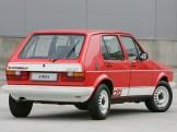 1985 Volkswagen Citi Golf (South Africa)